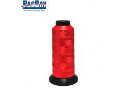 NYLON 50 M SPOOL - CHERRY RED