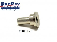 FIGHTING BUTT ALUMINUM PLUG FOR CL8