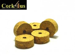 CORK RING - BURL BROWN